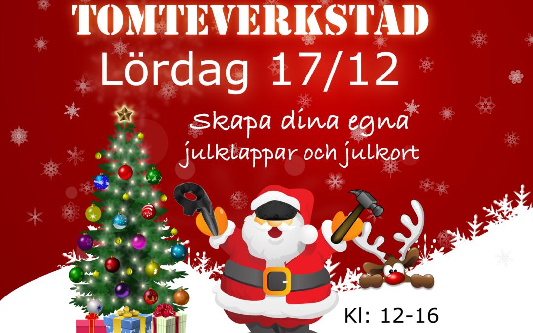Tomteverkstad 2016