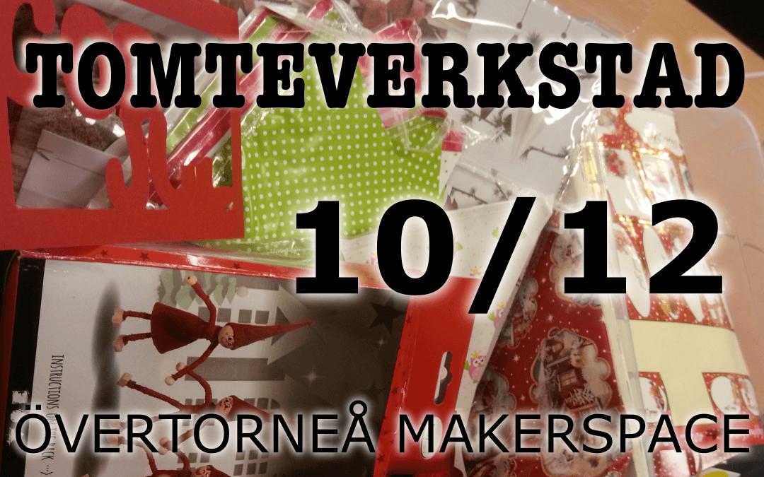 TOMTEVERKSTAD 2017